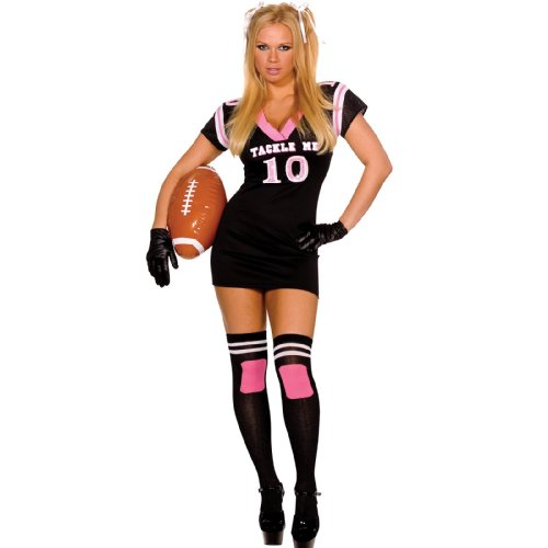 Dreamgirl Women's Tackle Me Costume