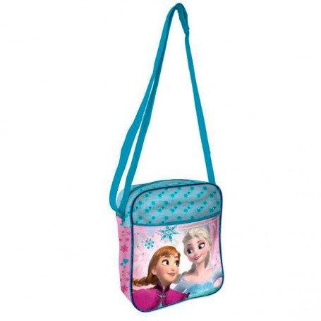 Borsetta Tracolla Tracollina Disney Frozen Anna e Elsa Regina delle Nevi Dancing Snow