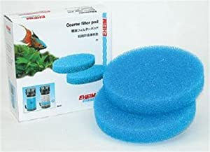 EHEIM Coarse Filter Pad (Blue) for Classic External Filter 2217 (2 Pieces)