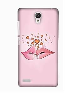Pick Pattern Back Cover for Xiaomi Redmi Note 4G (MATTE)