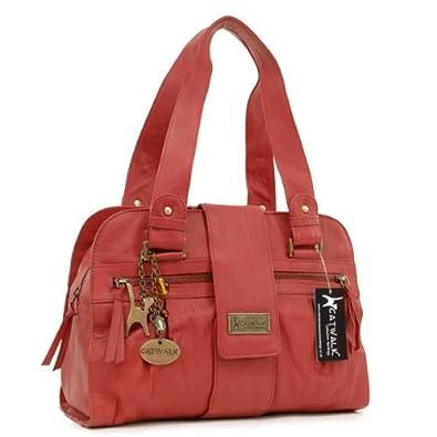 Mcm Taschen: Handtasche Leder Zara von Catwalk