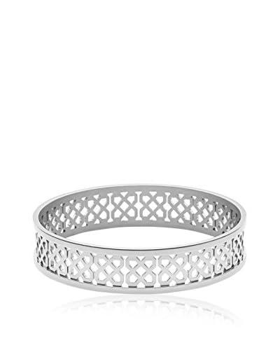 Dyrberg/Kern Armreif Rinah I Shiny Silver stahl