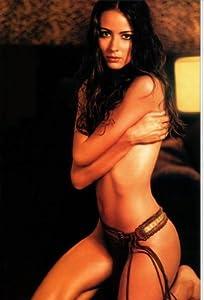 Amy Acker Poster Topless Bikini