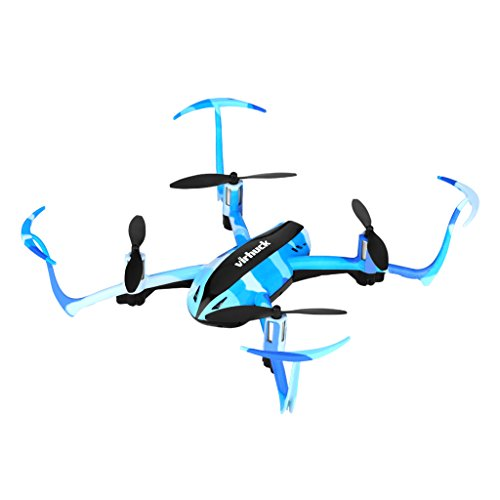 Virhuck-T915-RC-Drone-24-GHz-4-CH-6-AXIS-GYRO-LED-Lights-Headless-Inverted-Flight-One-Key-Return-Mode-Quadcopter