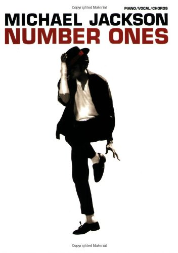 Michael Jackson: Number Ones (Piano/Vocal/Guitar) (Pvg)