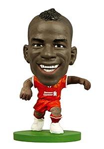 SoccerStarz Liverpool Mario Balotelli Mini Figure in Home Kit from Creative Toys Company