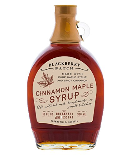 Cinnamon Maple Syrup - All Natural