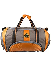 Youth Polyester 30 Ltrs Multi Color Medium Duffle Bag, Gym Bag, Travelling Bag By Zero Gravity