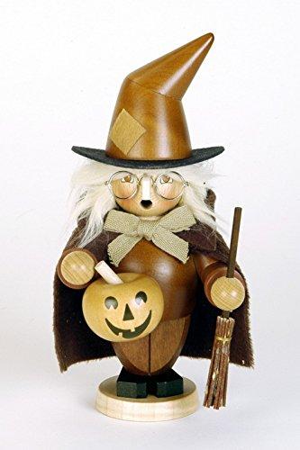 German Smoker Witch