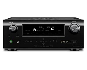 Denon AVR-891 7.1 Channel 135W A/V 1.4 3D-Ready Receiver - Black
