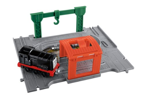Fisher-Price Thomas the Train: Take-N-Play Diesel Engine Starter Set