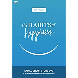 The Habits of Happiness Small Group DVD