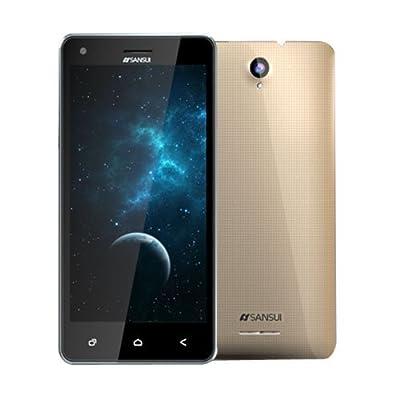 Sansui U55 8 GB (Black & Grey)
