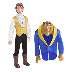 Disney Princess Beast Doll