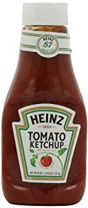 Heinz Tomato Ketchup, 38 Ounce Bottle