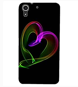 ColourCraft Amazing Building Design Back Case Cover for HTC DESIRE 626s
