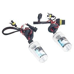 2pcs 880/881 5000K 55W Car HID Xenon Lamps