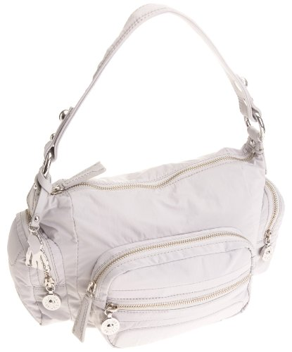Kipling Women's Sandrina Shoulder Bag Cross Smoke K24114079