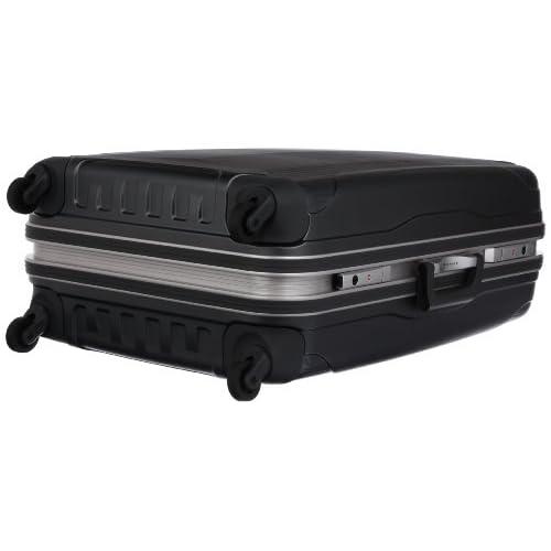 [プロテカ] ProtecA エキノックスライトα スーツケース 68cm・82リットル・4.5kg 00313 02 (ガンメタリック)