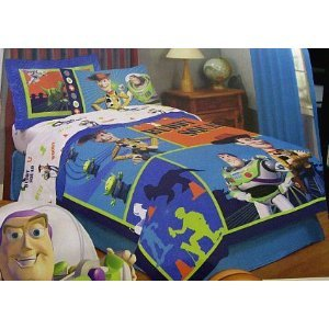 Toy Story Bedroom Decor & Toy Story Bedding