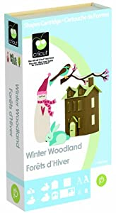 Cricut Cartridge, Winter Woodland