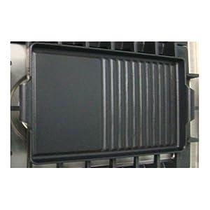 Verona Cast Iron Grill/Griddle Combination - VEGRD100C