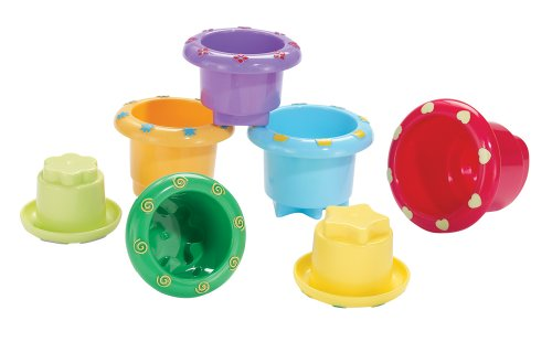 Earlyears Stack 'n Nest Cups - 1
