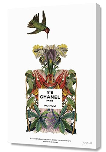 CHANEL NO. 5 (Chanel Framed Art compare prices)
