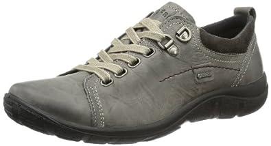 Legero Milano 10058596, Damen Sneaker, Grau (Anthrazit 96), EU 43 (UK 9)