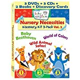 Nursery Necessities Discovery Kit 3-Pack Vol. 2 DVD