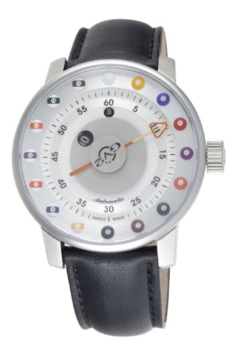 GV2 by Gevril Men's 4033L Stadium Girondolo Dress Watch