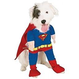 Rubie\'s 50570-S Superman Dog Costume - Small