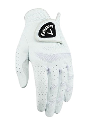 Callaway Women's Fusion Pro Golf Glove, Small, Left Hand