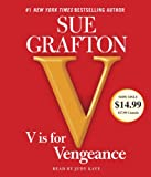 Sue Grafton V Is for Vengeance (Kinsey Millhone Mystery)