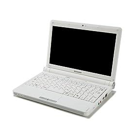 Lenovo レノボ・ジャパン IdeaPad S10e ホワイト 4068AGJ
