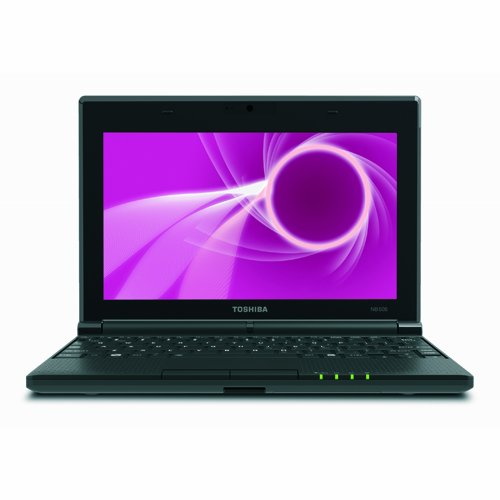 Toshiba NB505-N508BN 10.1-Inch Netbook (Brown)