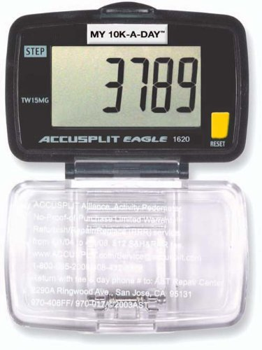 Cheap ACCUSPLIT 1620 Pedometer (B008CLG4SQ)