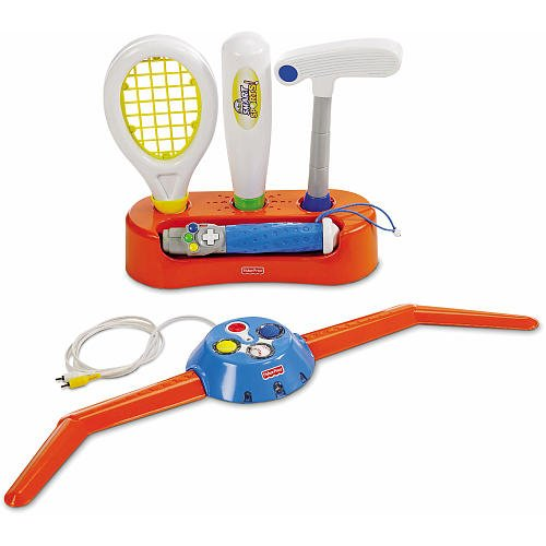 FISHER-PRICE-3-IN-1-SMART-SPORTS-PLUG-IN-by-Fisher-Price