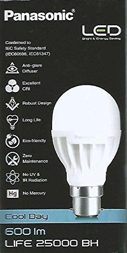 7W LED Bulb (Cool Day White)