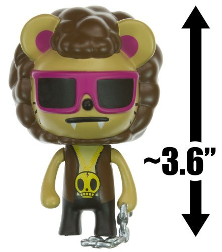 "Brunello: ~3.6"" Royal Pride by Tokidoki Vinyl Mini-Figure"