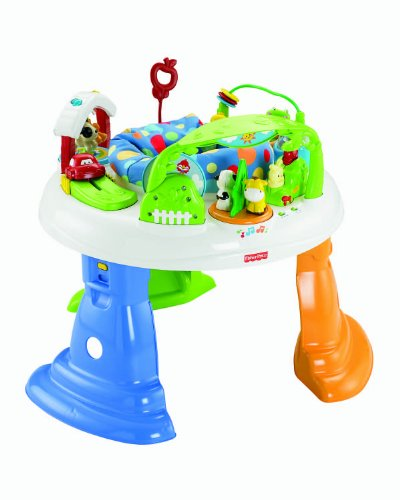 Fisher-Price Twirlin' Whirlin' Entertainer