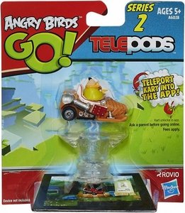 Amazon.com: Angry Birds Go! Telepods Kart Series 2 ...  Amazon.com: Ang...