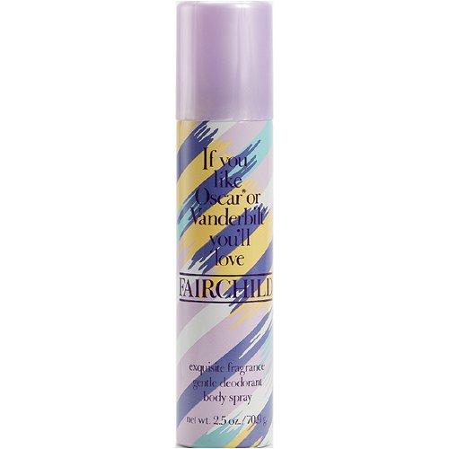 Fairchild Fragrance Body Spray