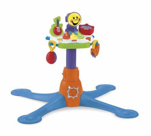 Fisher-Price Little Superstar Jammin' Band Musical Microphone
