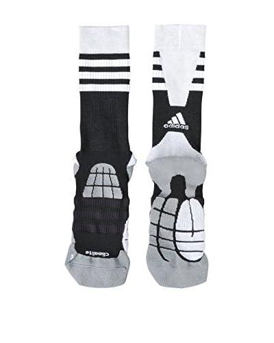 adidas Socken Climalite Half-Cushioned Crew schwarz/weiß