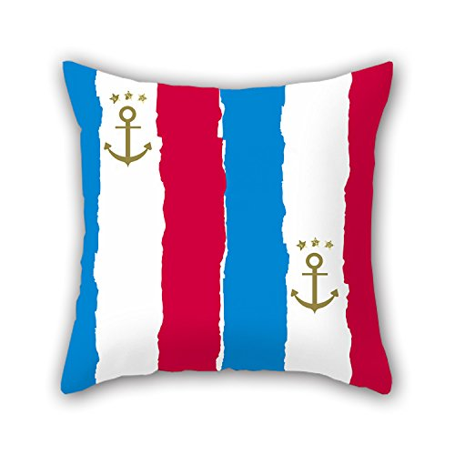 NICEPLW The Sea Pillow Shams Of ,20 X 20 Inches / 50 By 50 Cm Decoration,gift For Boys,kids,car,teens Boys,kids Room,deck Chair (twice Sides) (Arch Rivals Sega compare prices)