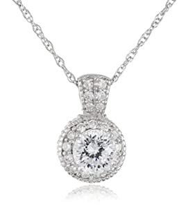 Platinum Plated Sterling Silver