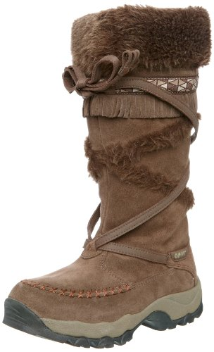 Hi-Tec Women's Zermatt 200 Hpi Dark Chocolate Snow Boot O001428/042/01 6 UK