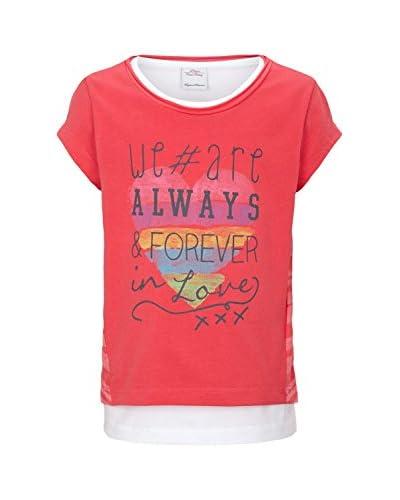 s.Oliver T-Shirt Manica Corta [Fucsia]