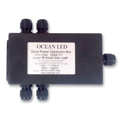 Oceanled 4-Way Junction Box